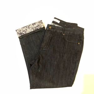 Coldwater Creek Denim Capri Jeans